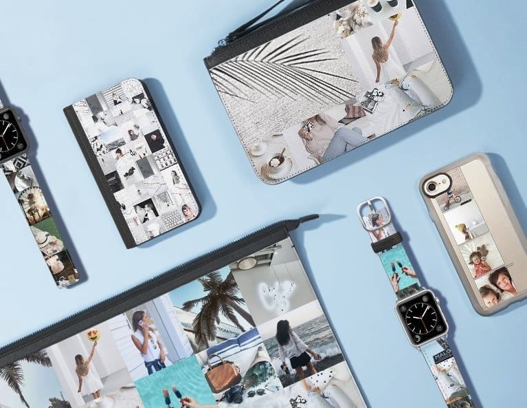 4. Cell Phone Cases - Did you go on an epic trip with a friend this year who can't stop sharing the photographs? Give them something they'll always have with them with a customizable phone case! Casetify can make custom cases for nearly every type of phone (and MacBook's too!) so your friend can always have that memory with them.Photo: Casetify