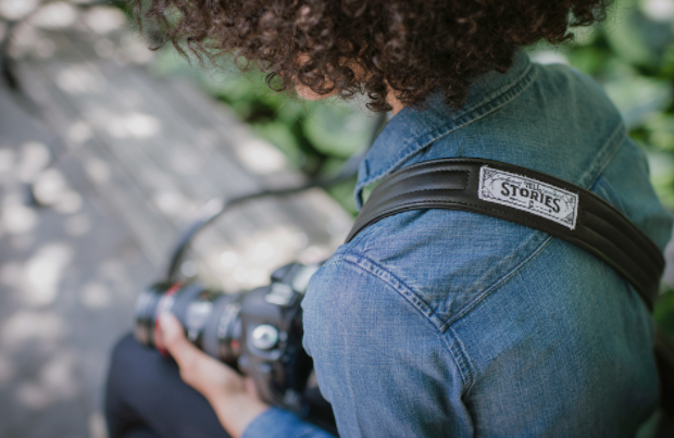 2. The Sahel: ONA Bags x charity:water Camera Strap  - ($109) One of our favorite camera bag companies, ONA bags, collaborated with charity:water, a nonprofit that brings clean, safe drinking water to millions globally, on a stunning camera strap. Part of the proceeds from each sale of handcrafted Sahel camera straps will go directly to support charity:water operations.Photo: ONA
