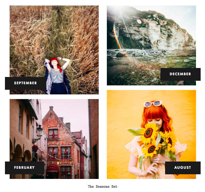 4. Lightroom or Photoshop Presets - ($77-$99) Lightroom and/or photoshop presets are amazing ways to give the gift of photography to a photographer. While there are tons of different presets you can give as gifts, we absolutely love A Color Story's Moments Collection (now on sale) and travel photographers Do You Travel and Gypsealust's amazing lightroom preset collections. Give the gift that keeps on giving!Photo: A Color Story