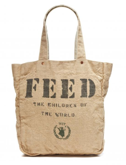12. Feed 1 Bag - ($80) Give the gift that makes everyone feel a little bit warmer this holiday season with a beautiful and thoughtful Feed Bag. A reversible burlap bag, each purchase of this tote provides one child with school meals for an entire year in 63 of the poorest countries around the world. A perfect gift for toting extra shoot material, and transporting photography gear when travelling on-location.Photo: Feed