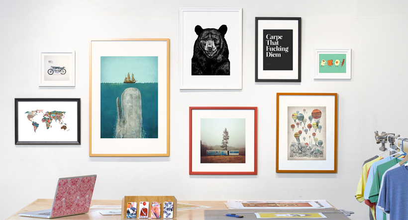 19. Society6 Prints - (Starting at $15.99) We love the idea of being inspired by other mediums, whether that be art prints, graphic design, or illustrations by other artists in creative fields. Give the creative photographer the gift of art, by purchasing a Society6 print or illustration from another artist around the world. There are gifts for every budget, and different types of artwork for every unique style.Photo: Society6