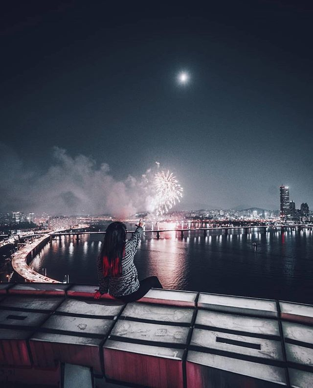 It's a new week. 💫💫💫 - 📸: @thejacksonpark #mycustomview #mondaymotivation #seoulkorea #seoulphotographer