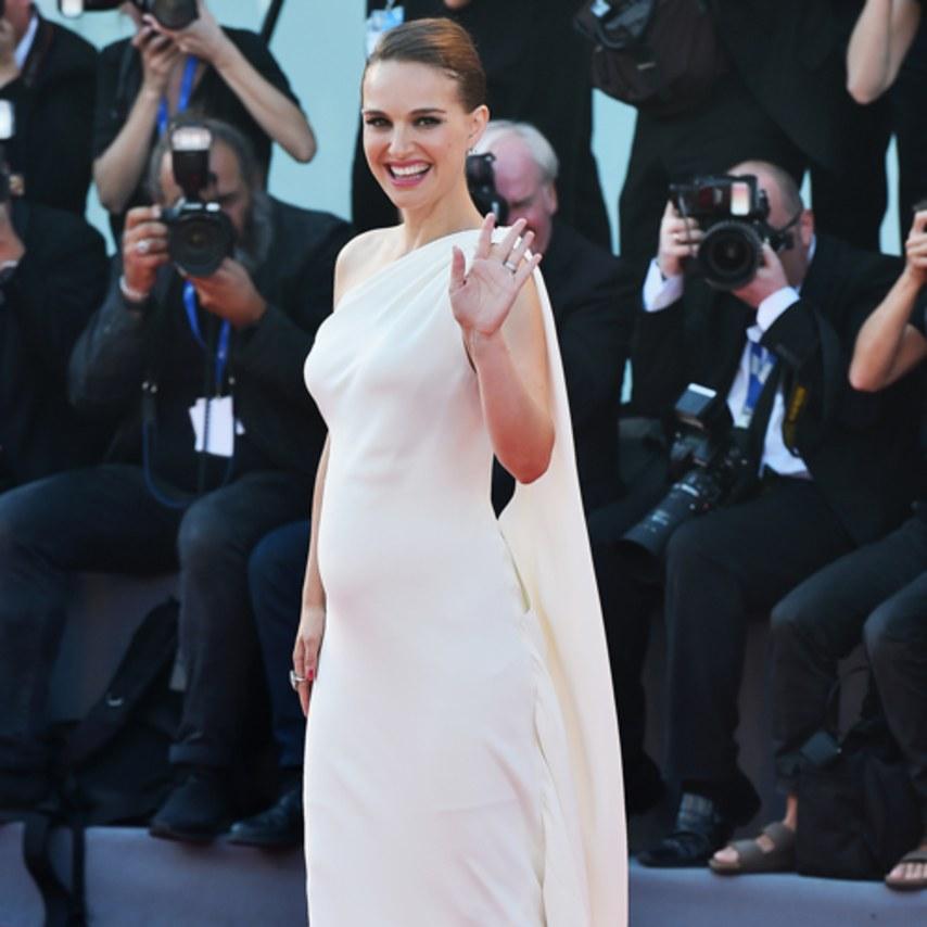 Natalie Portman Is Pregnant!