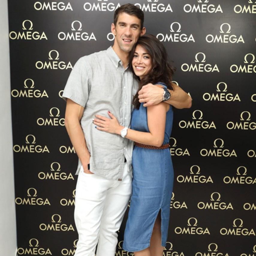Every Detail About Michael Phelps' Wedding