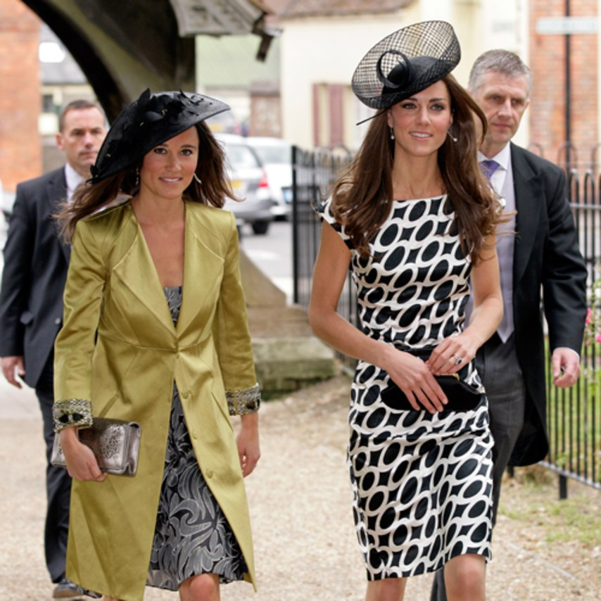 Princess Kate May Not Be in Pippa's Wedding