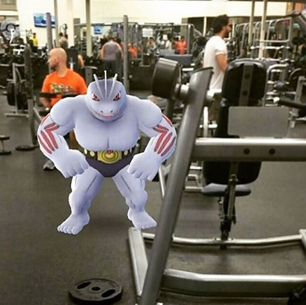 There's Officially a Pokémon Go Workout