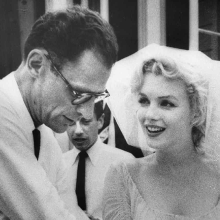 See Rare Footage Of Marilyn Monroe's Wedding