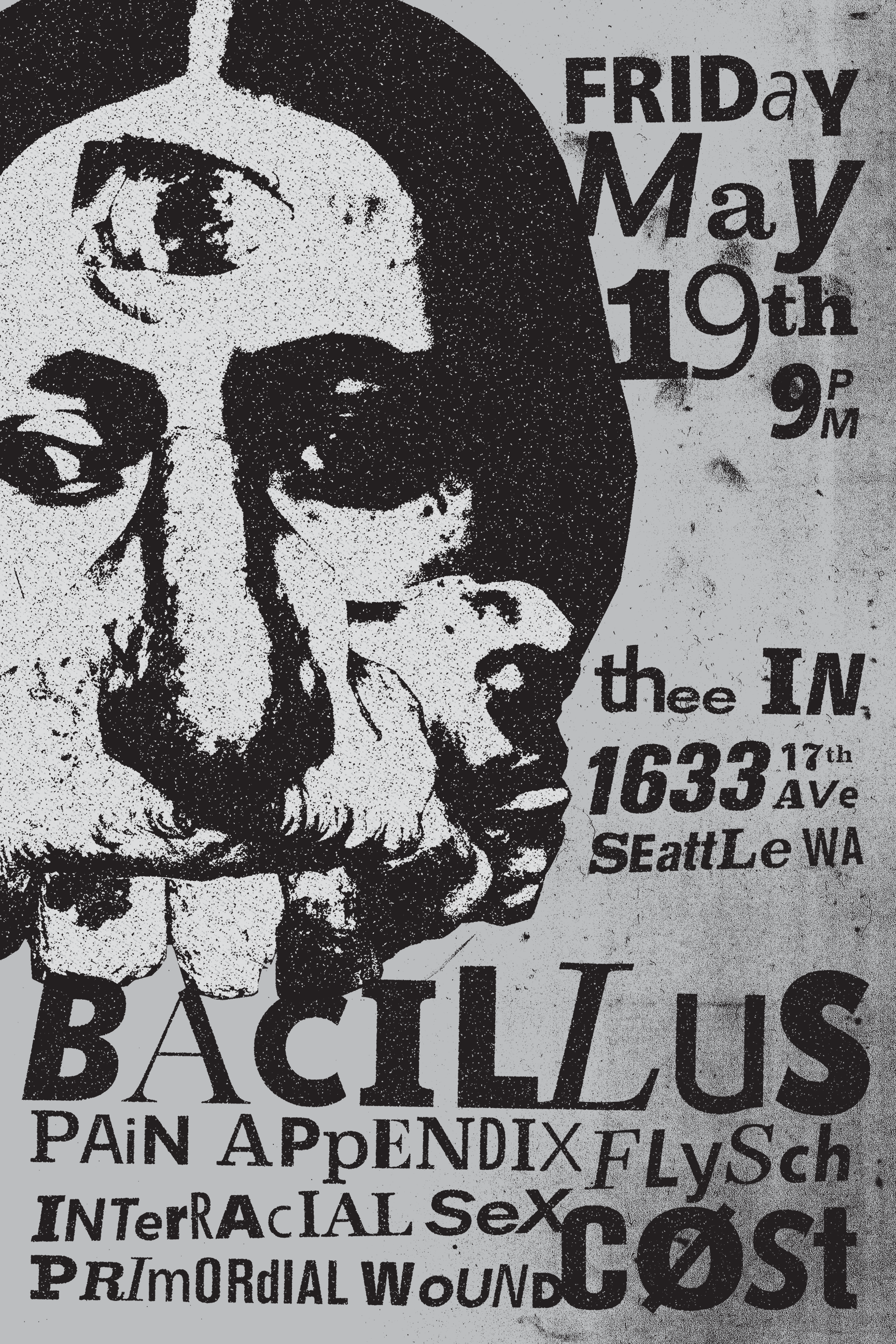 Bacillus Poster