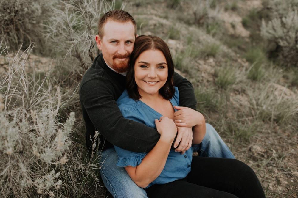 Idaho Engagement photos