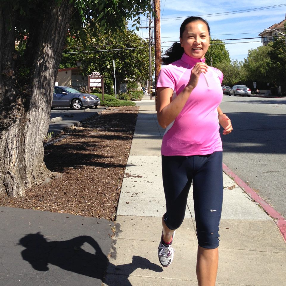 In 2014, to raise funds for the  Animal Legal Defense Fund , Francisco ran the San Francisco Marathon. When she crossed the finish line, she turned around. And ran it again.