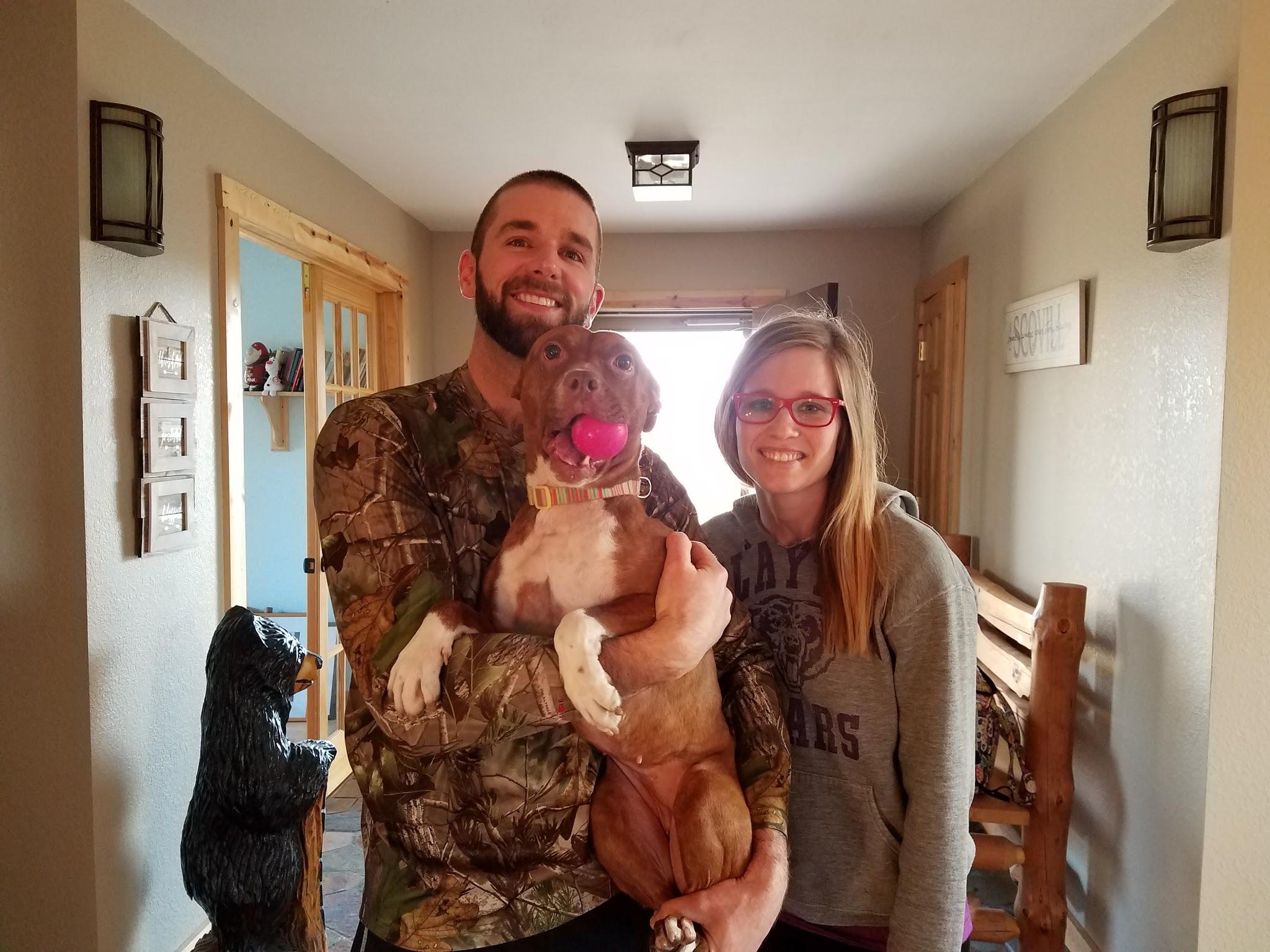 YAYA, Adopted 2017