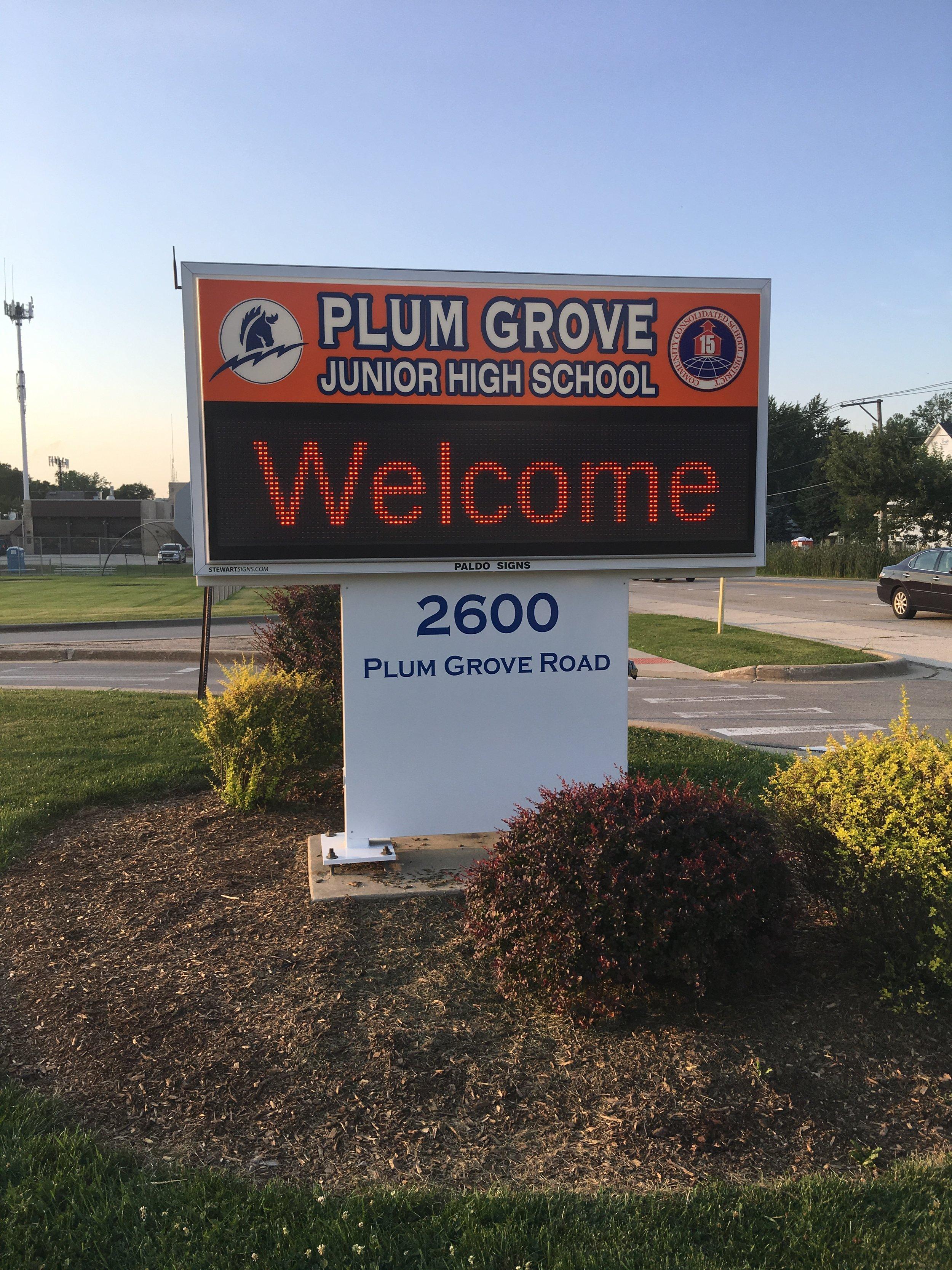 Plum Grove