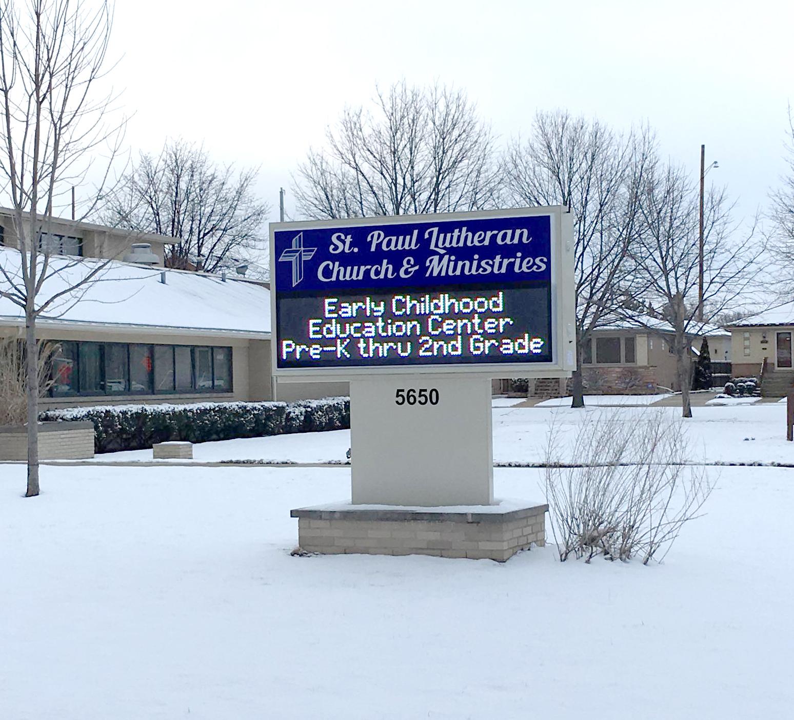 St. Paul Lutheran Church & Ministtries