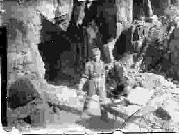 Old Aztec mine