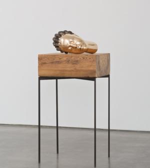 Wangechi Mutu, This second Dreamer, 2017, Bronze, 5.5 x 15 x 16 in. © Wangechi Mutu, courtesy Gladstone Gallery, New York and Brussels
