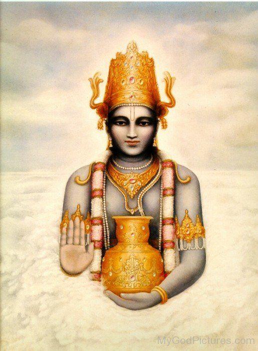 Lord Dhanvantari - The Healer Within