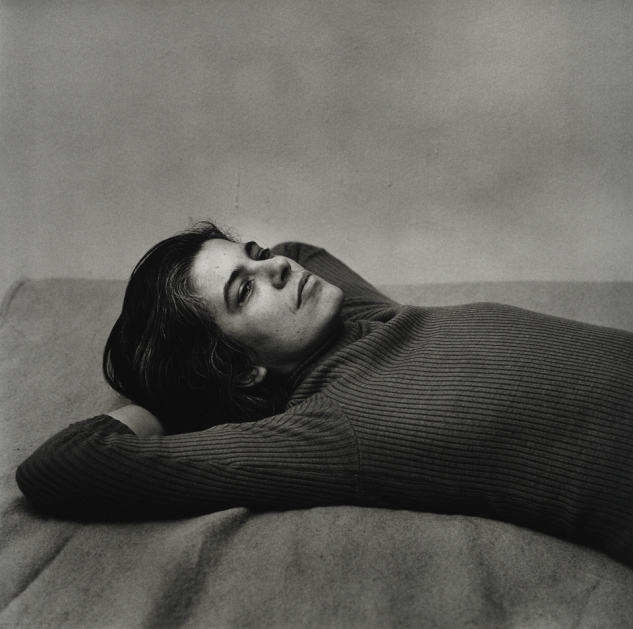 Peter Hujar,  Susan Sontag  (1975)