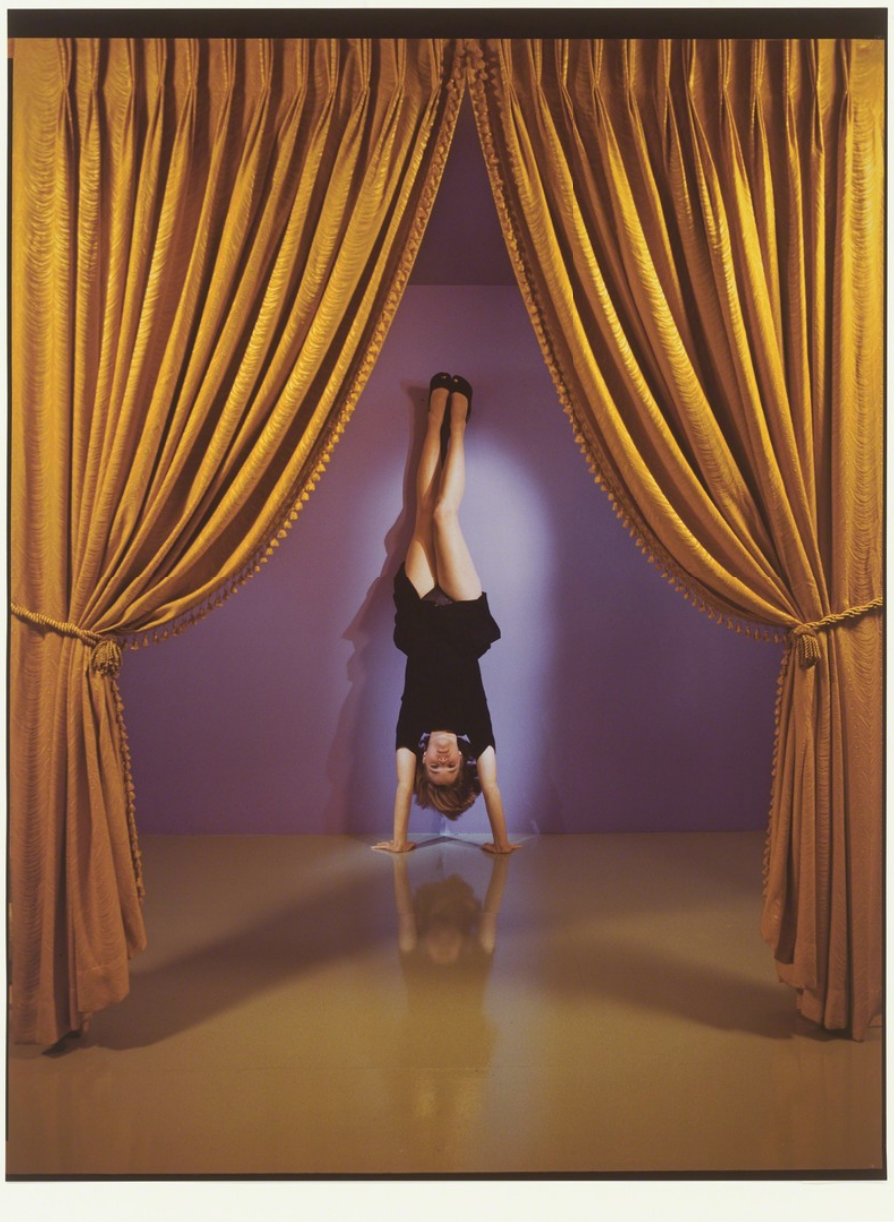 Jo Ann Callis,  Performance , (1985)