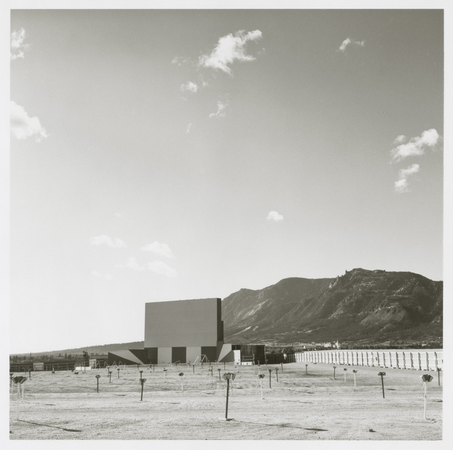 Robert Adams,  Outdoor Theatre Colorado Springs, CO  (1968)
