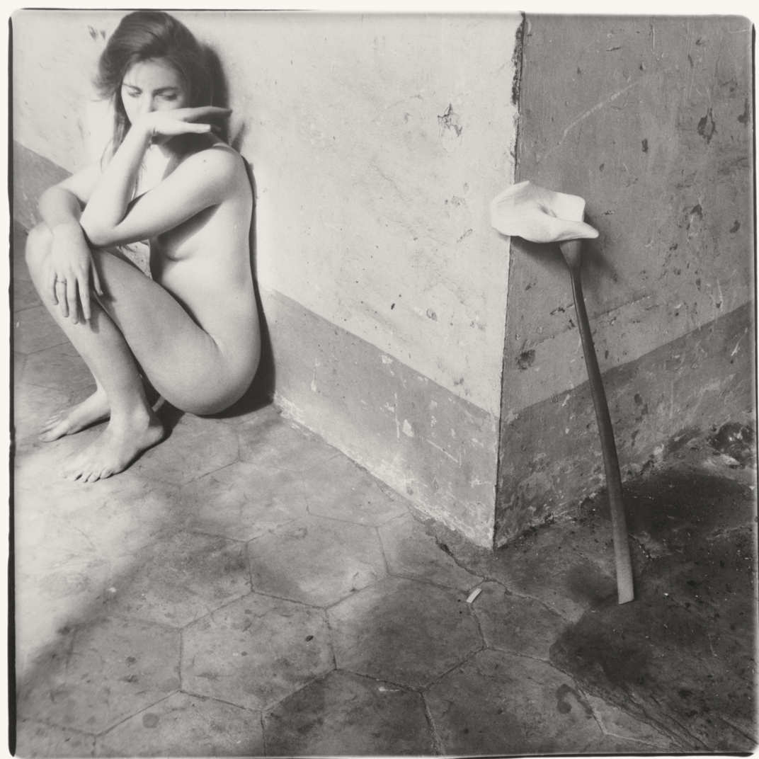 Francesca Woodman,  Untitled  Rome, Italy, 1978