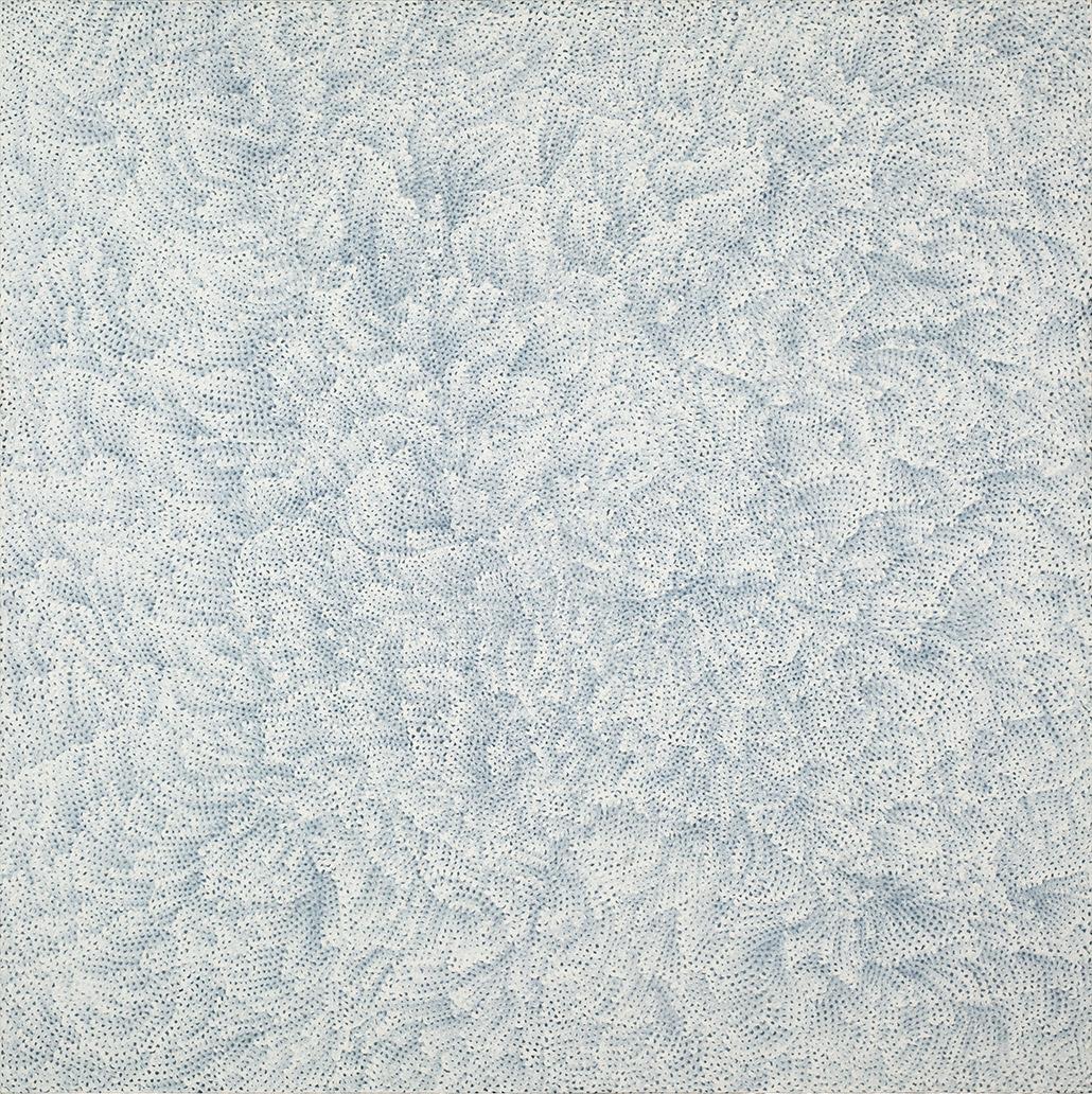 Yayoi Kusama,  Infinity Nets  (2005) © Yayoi Kusama.