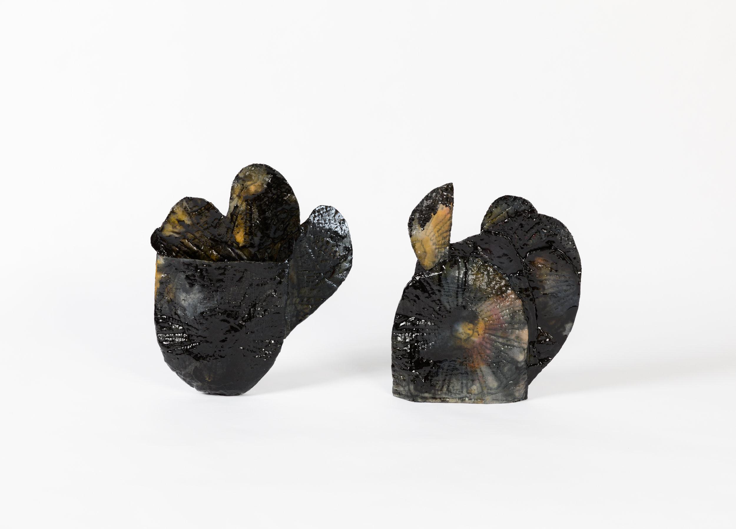 Vadis Turner,  Quilt Vessels, Landscape  (2018). Image by John Schweikert. Courtesy of Zeitgeist Gallery.