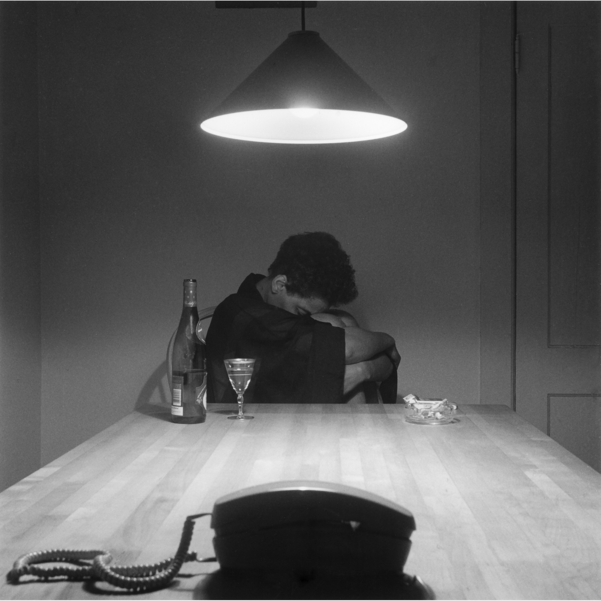 "Carrie Mae Weems, from ""The Kitchen Table Series"" 1990"