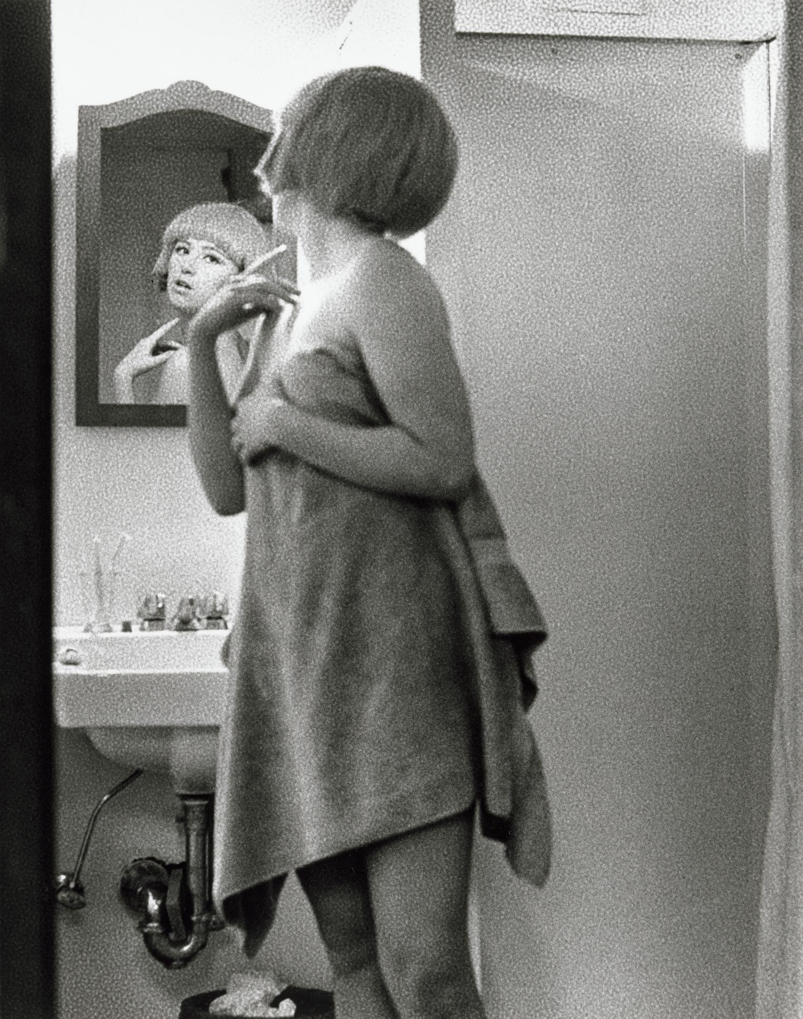 Cindy Sherman,  Untitled Film Still #2  (1977)