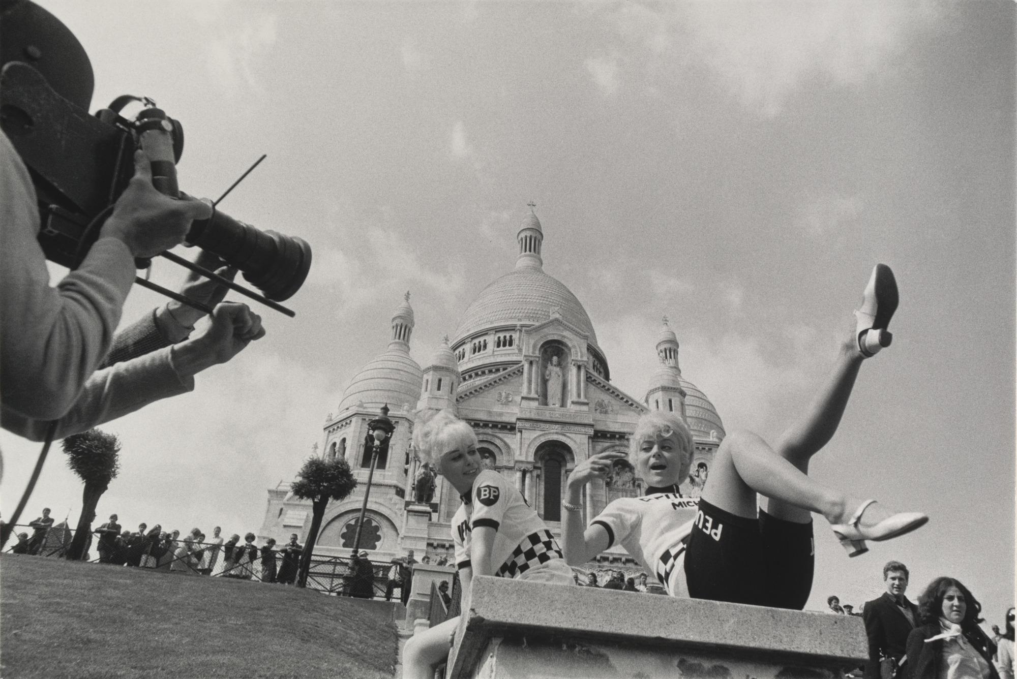 Joel Meyerowitz Paris 1967