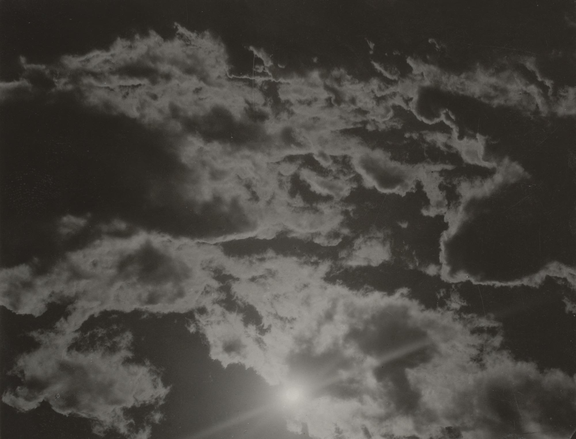 Alfred Stieglitz,  Equivalents  (1923)
