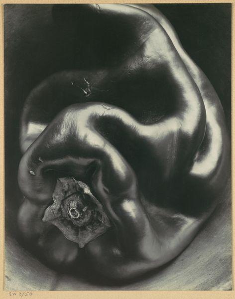 Edward Weston, Pepper No. 35 (1930)