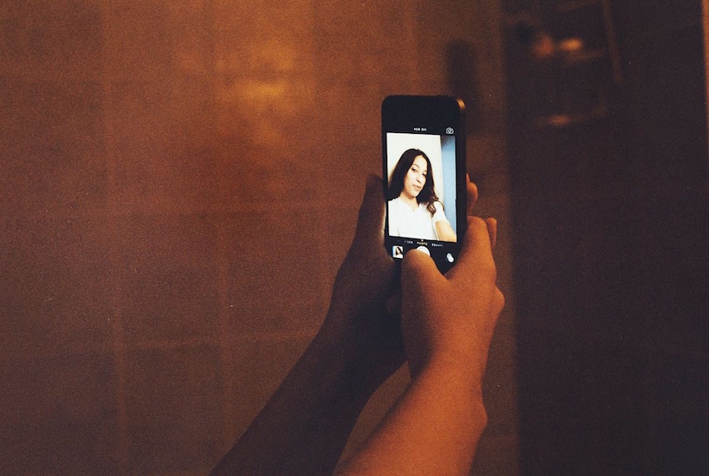 Petra Collins, Selfie (2013-ongoing)