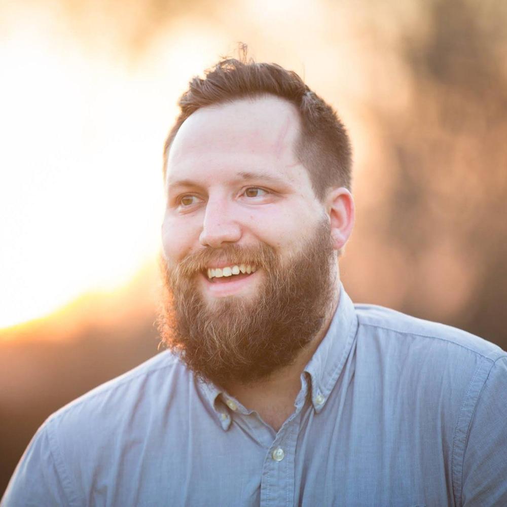 Robbie Earle  |  Lead Pastor