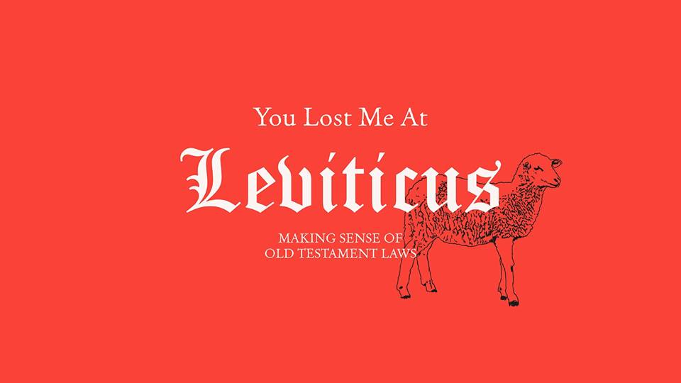 October 2018 - We take a deep dive into the book of Leviticus. A book that can sometimes be overlooked. We take a look at how the Levitical law laid the foundation that Jesus would ultimately fulfill.