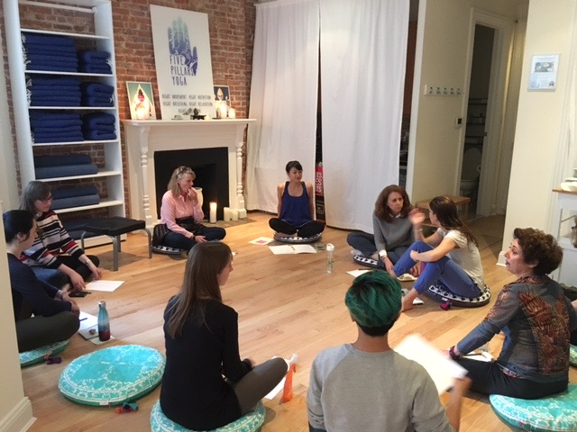 Stacy K. Leung Collaborate on nutrition, yoga, aromatherapy, and wellness events.
