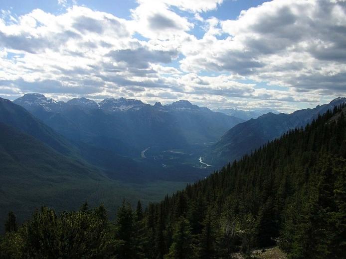 canadian rockies - JULY 7 - 15
