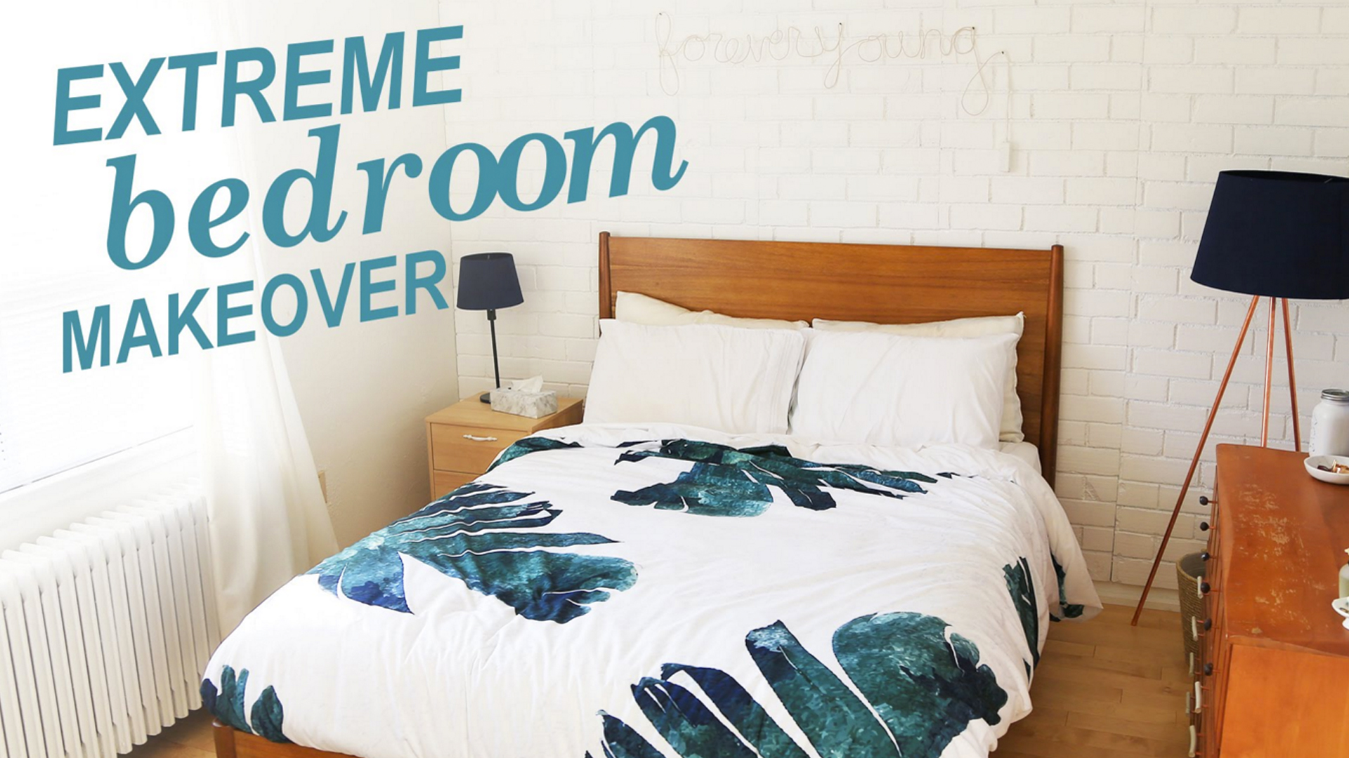 MY DIY BEDROOM MAKEOVER The Sorry Girls Magnificent Diy For Bedroom