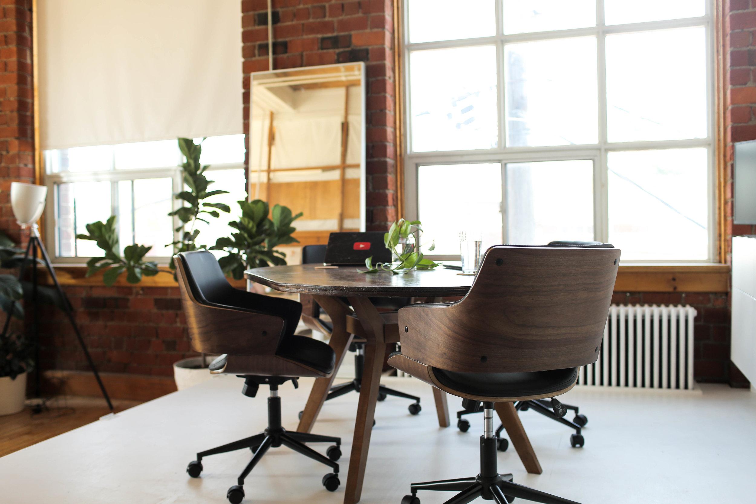 STRUCTUBE GALT CHAIR  |  IKEA MIRROR