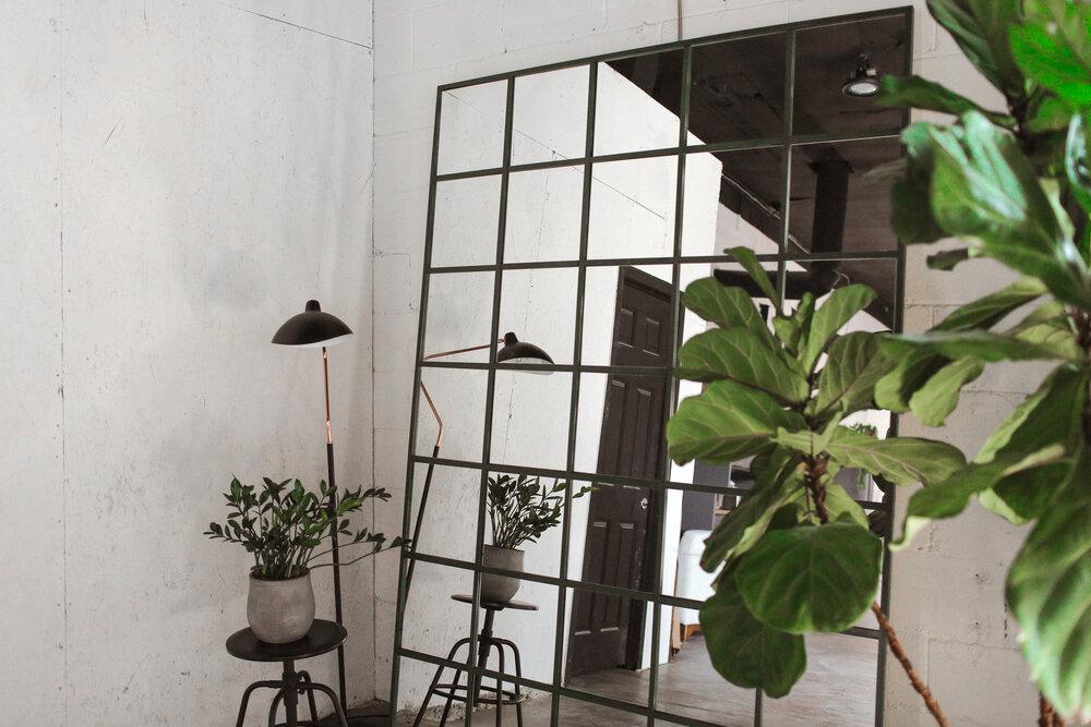 Industrial Ikea Mirror Diy, Can You Cut Ikea Mirror Tiles
