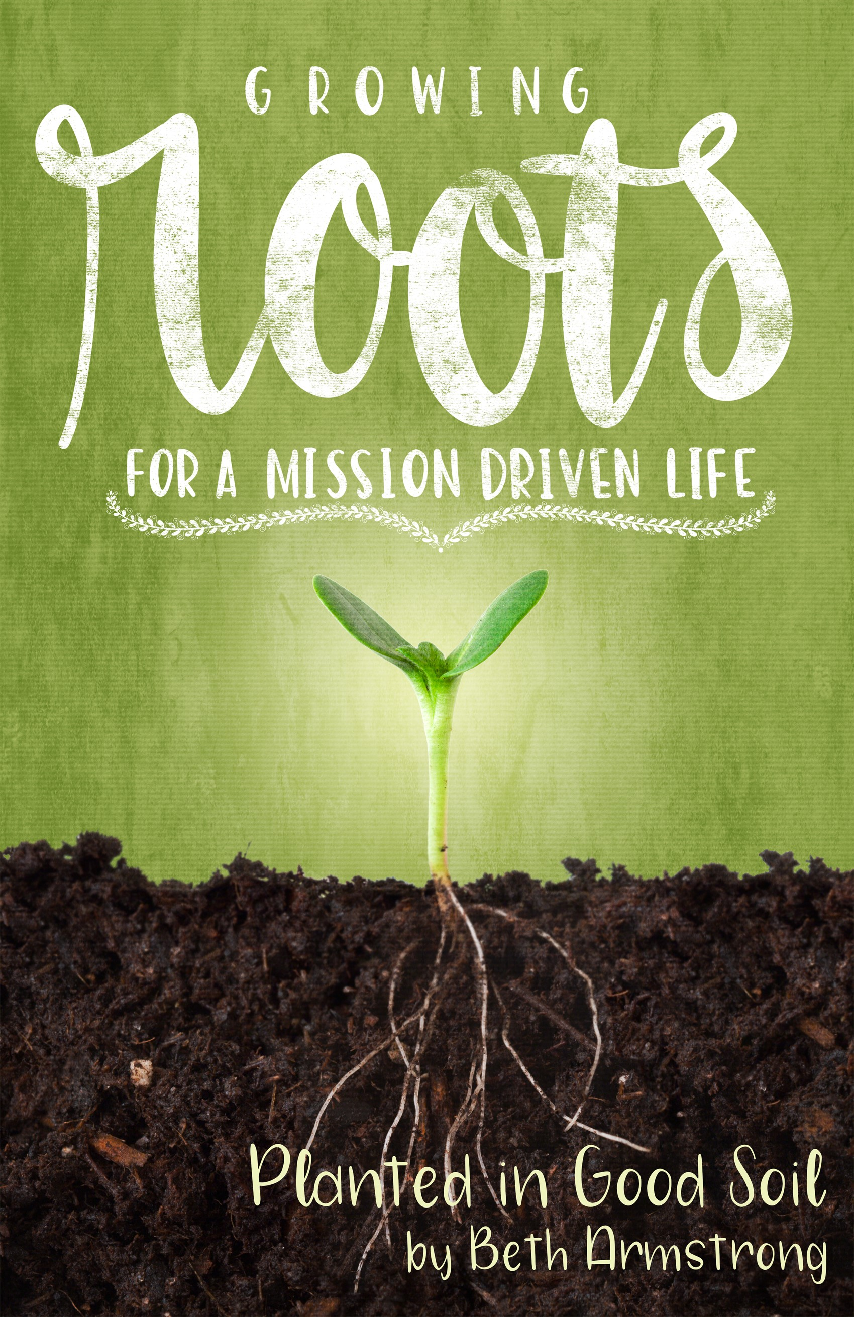 Now Available! - Rooted Leaders is THRILLED to launch our second book in this devotional series to help you grow your roots and identify your calling in Christ! Through this 4-part devotional series, you will identify the steps needed to uncover your unique 'seed' or calling from Christ; learn the importance of planting yourself in the church to your calling; craft a personalized vision for your life; understand WHY you need to make room in your life to develop your calling and be given practical steps how to cull out 'good' things in your life so that you have the room needed for God's GREAT things; produce actionable steps to nourish your seed for future growth, and more.