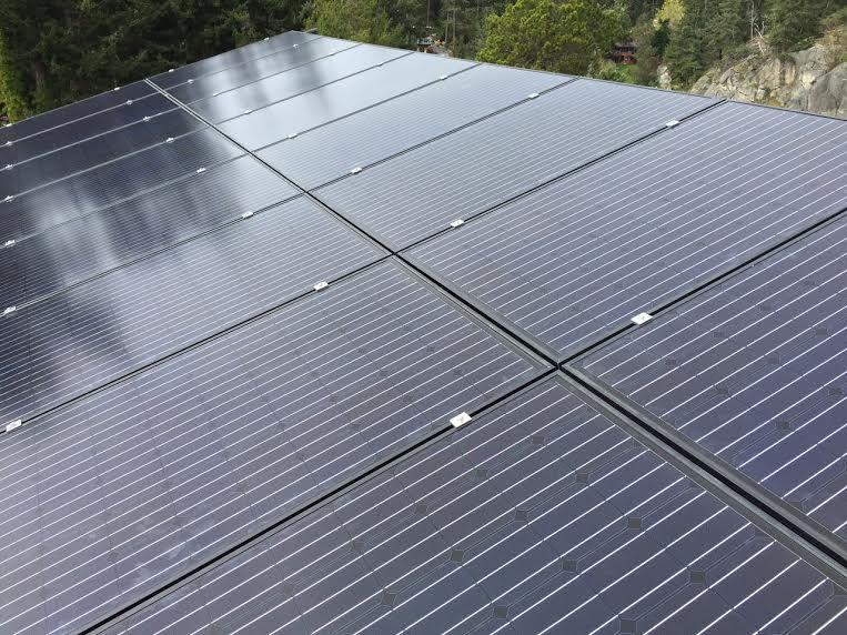 6.2 KW Grid Tie Solar