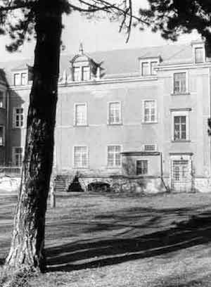 Sonnenstein Asylum, where Schreber was admitted twice - and where he wrote  Memoirs Of My Nervous Illness  -was later used to house and execute thousands of mentally ill patients under the Nazi regime.