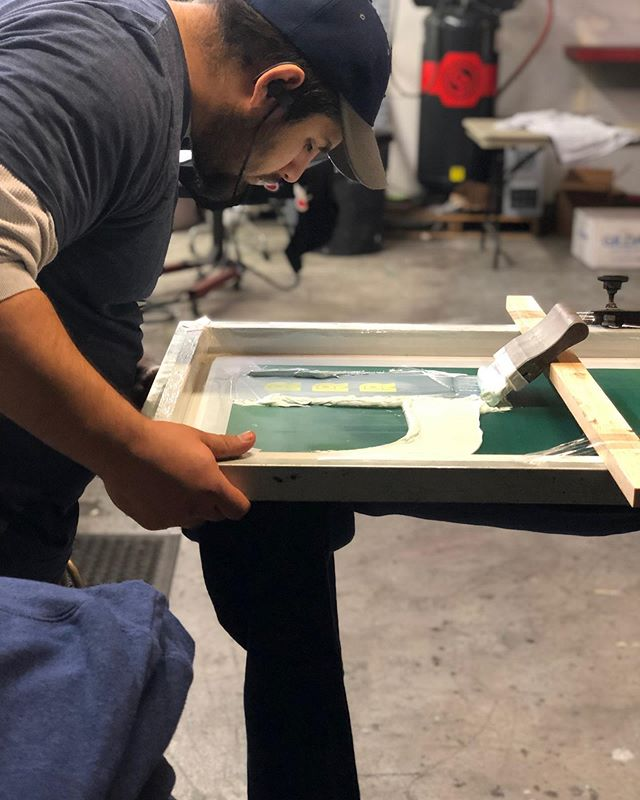 Thursday|| Time to start inspecting our #weekend plans like we inspect our prints!⁣ Tag someone or someplace you're spending time with this weekend  #screenprinting #screenprintinglife #screenprintingshop #screenprintedtees #screenprintart #apparel #appareldesign #design #designinspiration #silkscreen #silkscreenprinting #smallbusiness #customapparel #illustrations #smallbusinesslove #clothing #graphics #graphicdesign #tshirt #merch