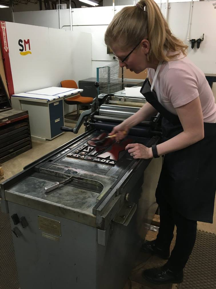 Hamilton WoodType Workshop