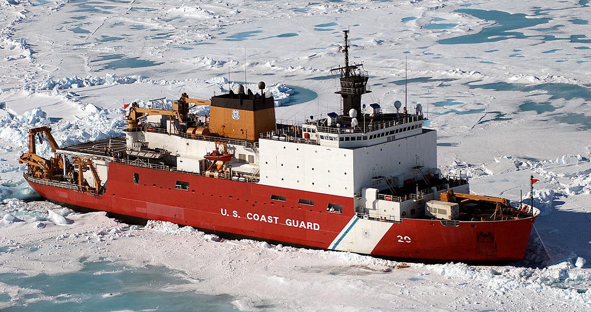 Healey Icebreaker, U.S. Coast Guard -WAGB 20