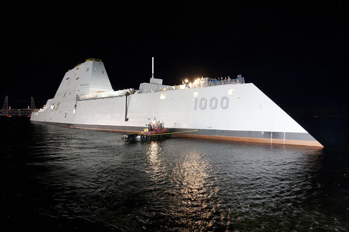 U.S. Navy DDG-1000