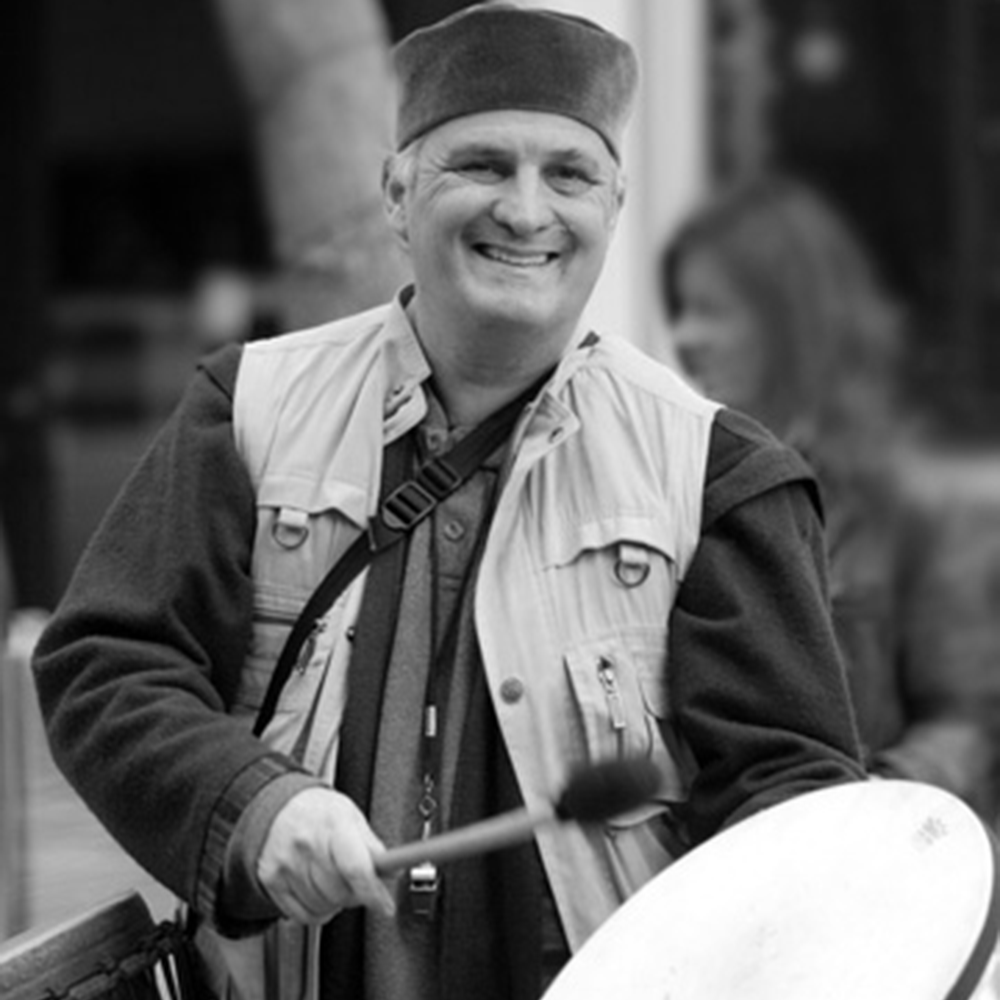 Drum Circle Facilitation - Arthur Hull
