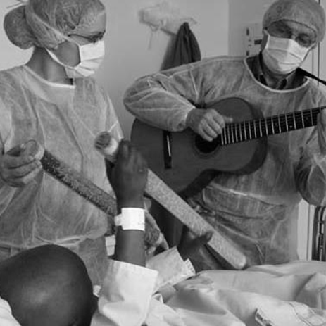 Music and healing - Musique et Sante
