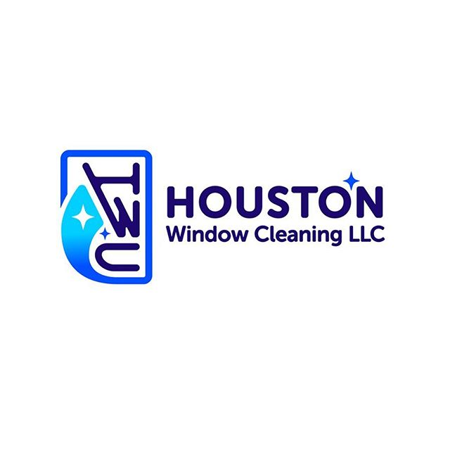 "Logo for Houston Window Cleaning LLC. We went with a more fun and professional approach than the classic ""window"". The colors suggest ""refreshed energy"" the Typography is modern, sans serif and fun. Thoughts? Get a logo like this at incredible rates. DM for info or visit our website. - #logodesign #windowcleaning #houstoncompany #llcs #e49creativeco #graphicgang #graphicdesigner #forhire #designer #logodesigner #brand #marks #identitydesign"
