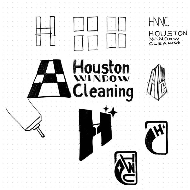 Some digital sketching when developing the logo for HWC. - #e49creativeco #sketch #workinprogress #designer #logodesigner #graphicdesign #graphicgang #bestlogodesign #dallastexas #cedarhilltexas